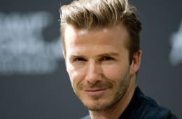 David Beckham je najbolje plačani nogometaš vseh časov.