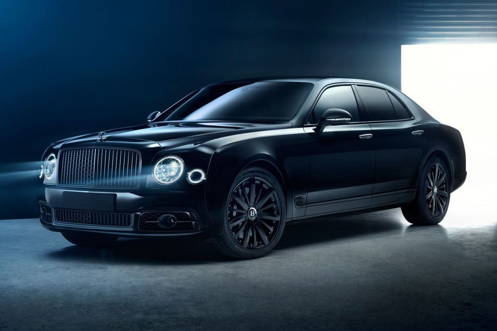 Bentley x Bamford Mulsanne Speed