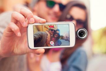 360-stopinjska kamera LyfieEye