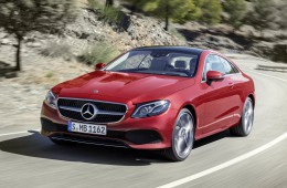 Novi Mercedes-Benz E coupe