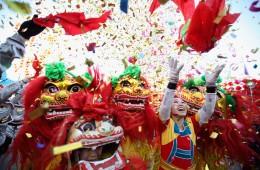 Kitajsko praznovanje