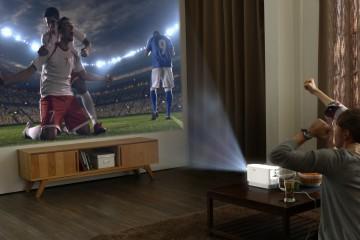 Laserski projektor LG ProBeam