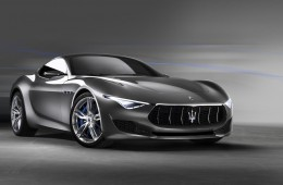 Prihaja električni Maserati Alfieri.