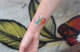 Čudoviti minimalistični tatuji za ljubitelje Harryja Potterja