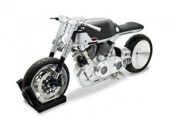 Motocikel Vanguard Roadster