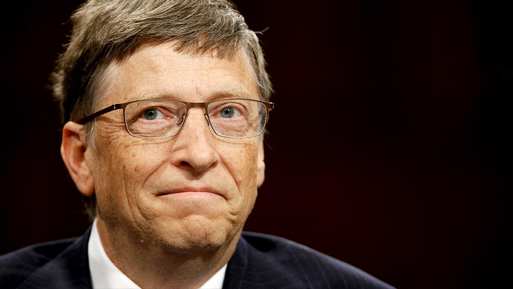 Bill Gates bi lahko postal prvi bilijonar na svetu.