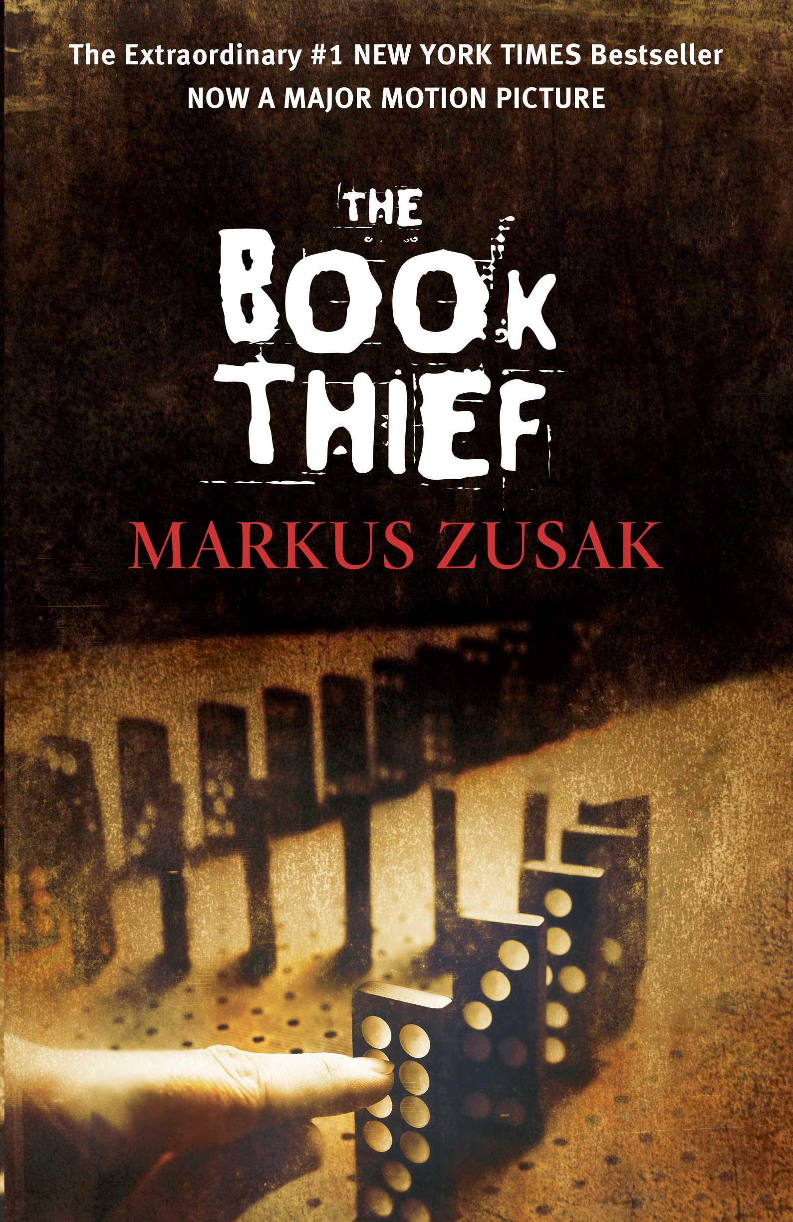 Markus Zusak, The Book Thief (Kradljivka knjig)