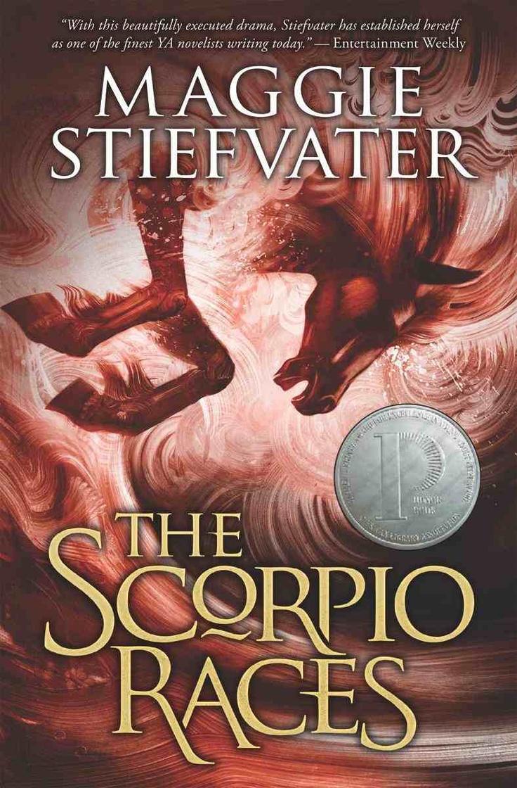 Maggie Stiefvater, The Scorpio Races