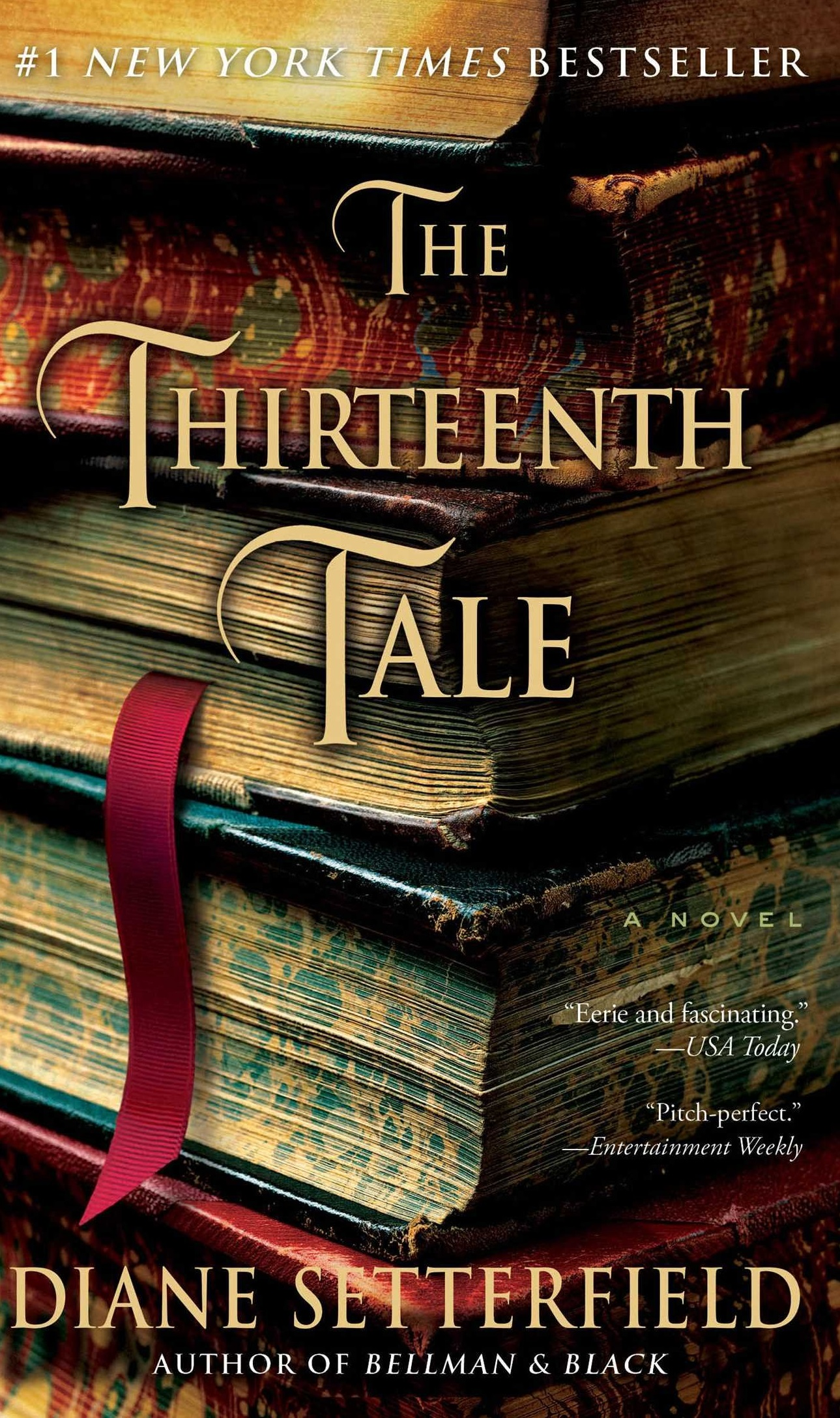 Diane Setterfield, The Thirteenth Tale (Trinajsta zgodba)