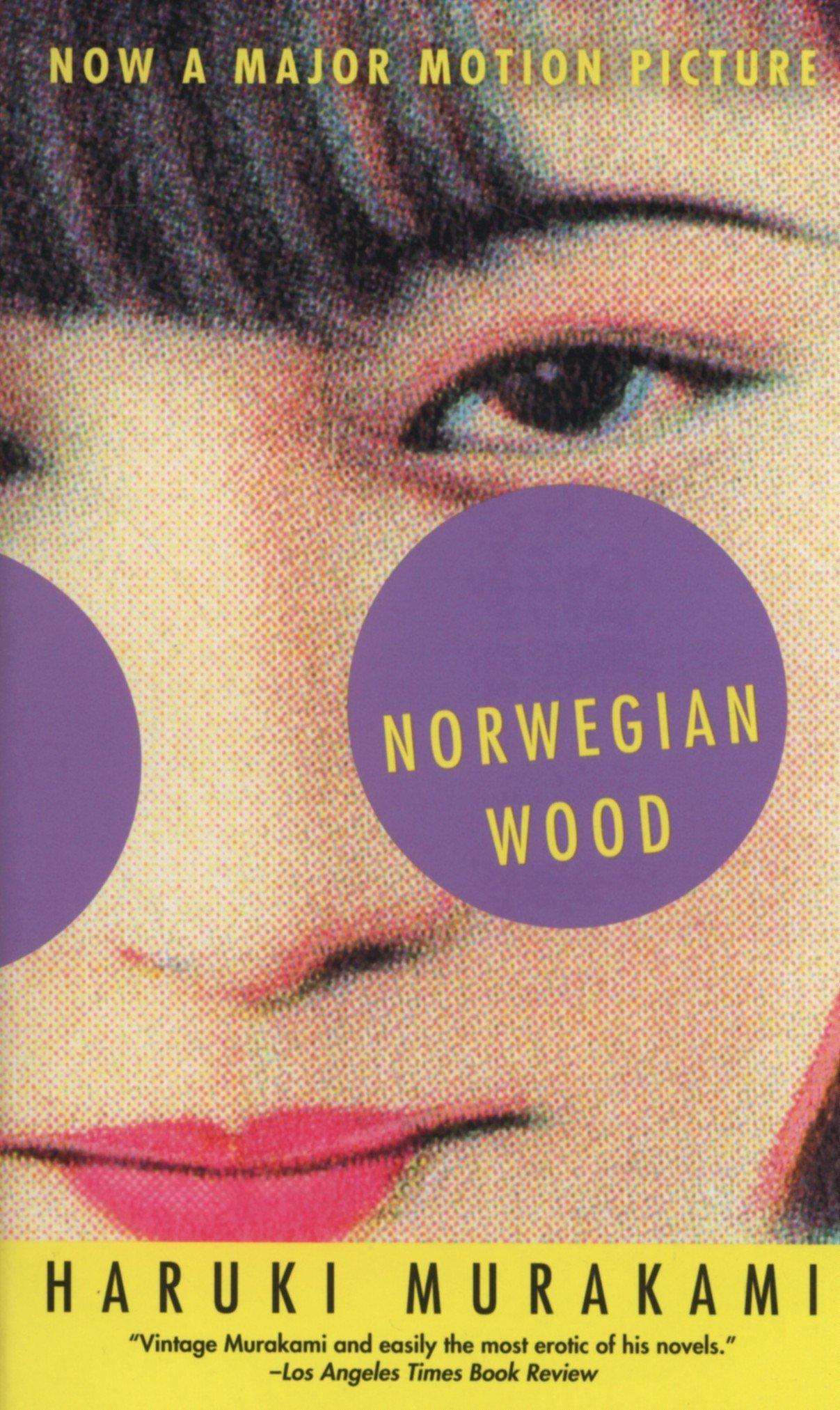 Haruki Murakami, Norwegian Wood (Norveški gozd)
