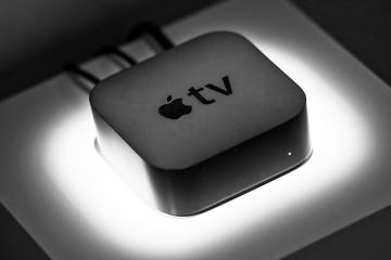 Apple TV-vsebine