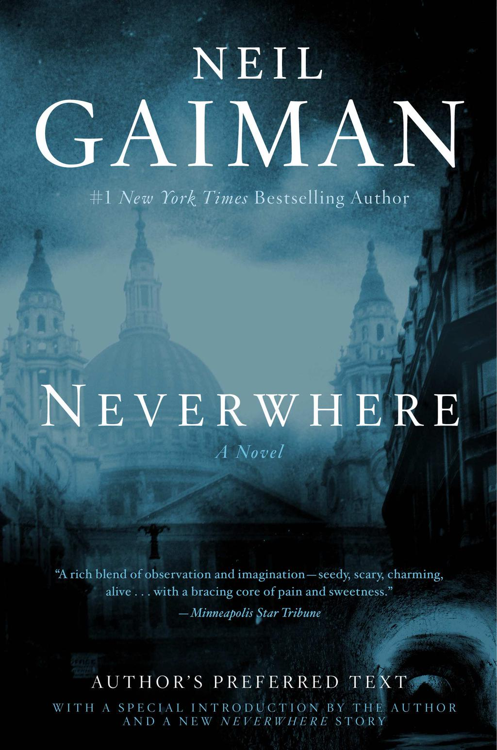 Neil Gaiman, Neverwhere (Nikolikje)