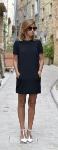 Mala črna obleka (LBD)