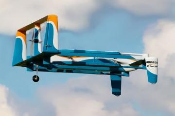 Amazon želi v nebo poslati cepelina