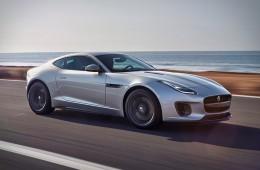 Novi Jaguar F-Type (2017)