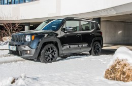 Jeep Renegade – Dawn of Justice