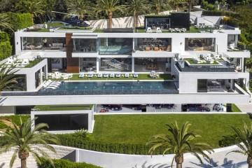 Rezidenca za 250 milijonov dolarjev