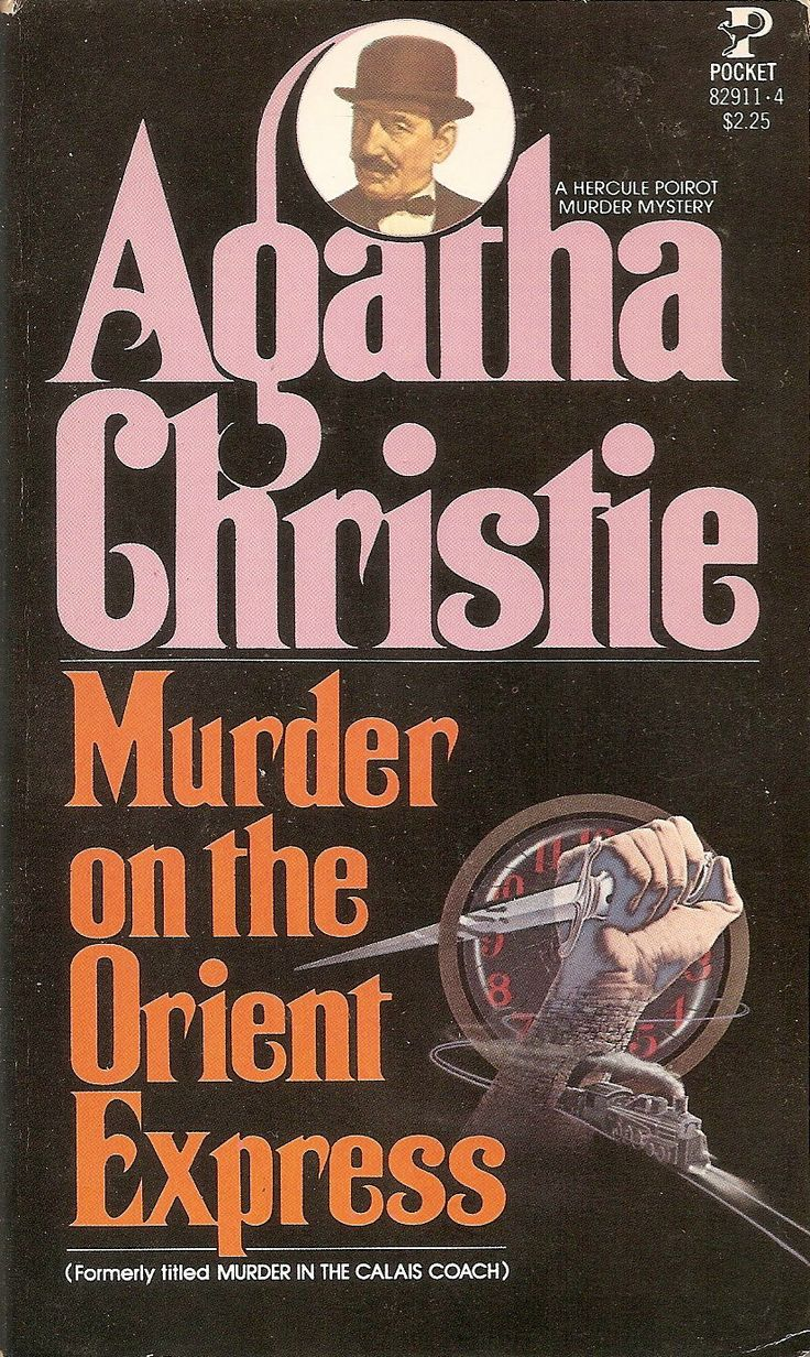 Agatha Christie, Murder on the Orient Express (Umor na Orient Expressu)
