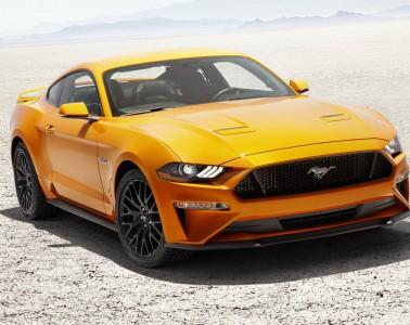 Novi Ford Mustang (2018)