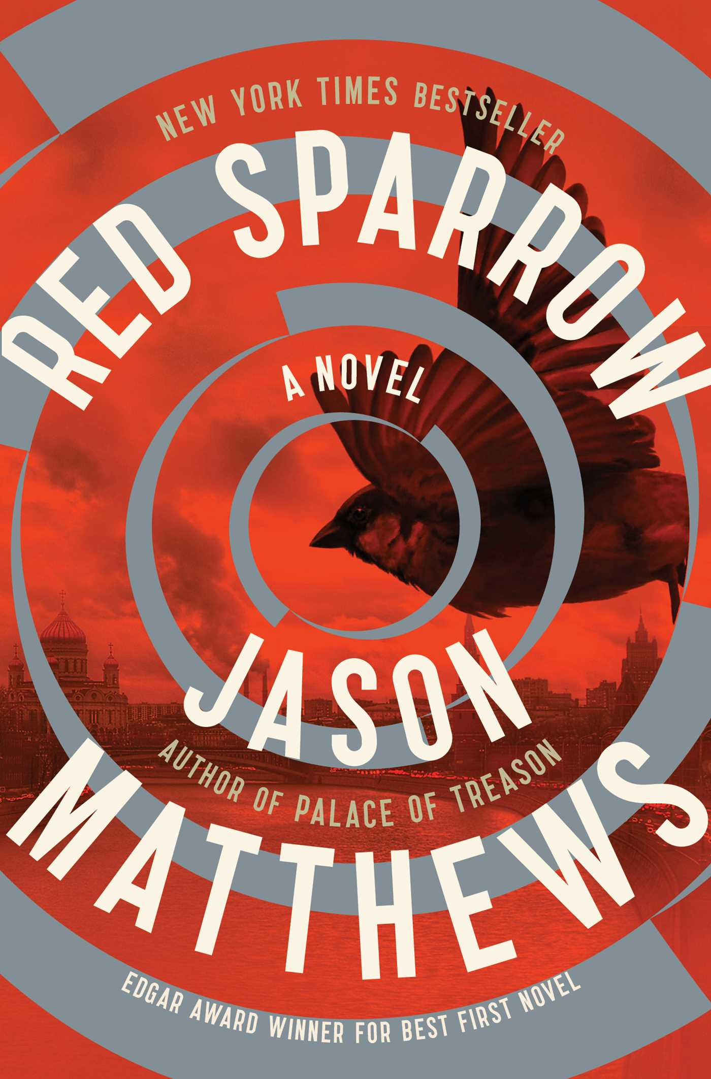 Jason Matthews, Red Sparrow