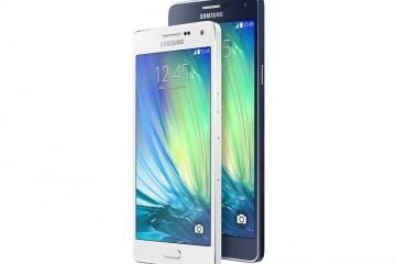 Samsung Galaxy A3 in A5