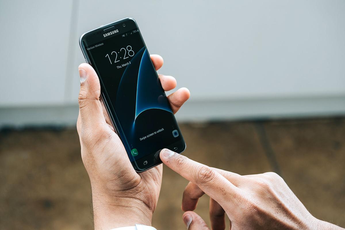 Samsung Galaxy S8 bo po vsej verjetnosti brez fizičnega gumba 'domov'.
