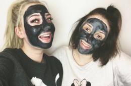 Maske iz oglja
