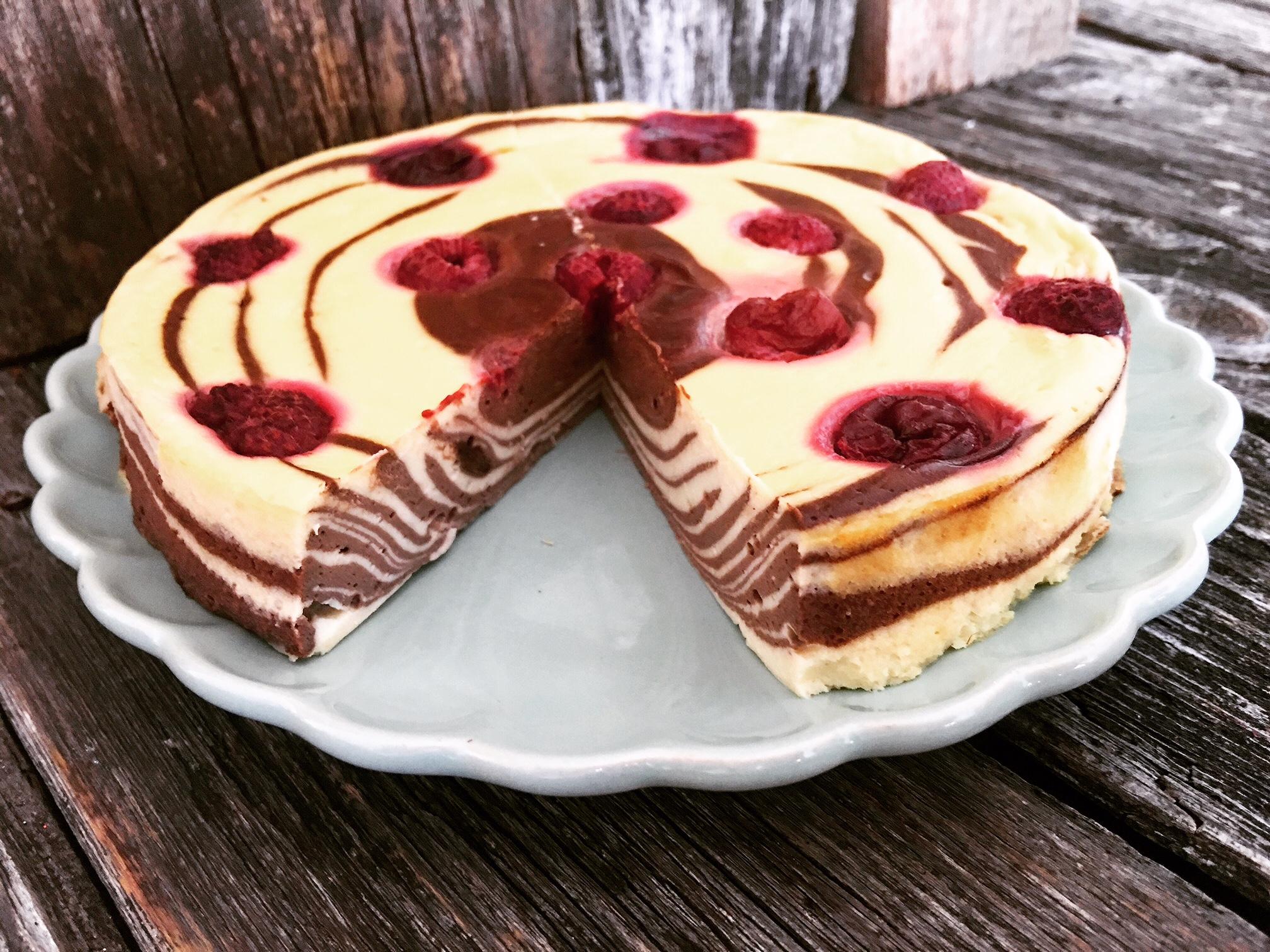 Recept: okusen 'fitnes' cheesecake brez moke in sladkorja