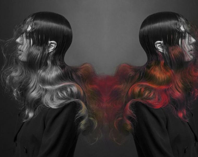 Resnična čarovnica izumila barvo za lase, ki sama spreminja odtenke