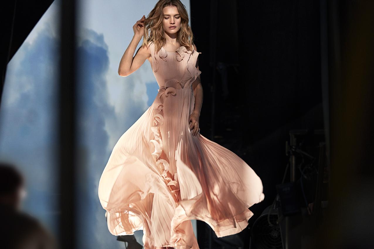 Zvezda letošnje kolekcije Conscious Exclusive je supermodel in filantropistka Natalia Vodianova.