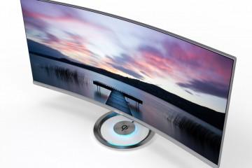 Zaslon ASUS Designo Curve MX34VQ
