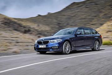 Novi BMW serije 5 Touring (2017)