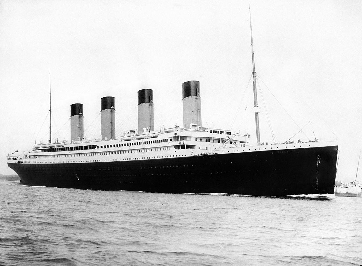 Zdaj imate priložnost, da se potopite do Titanika.