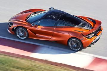 McLaren 720S – veliko moči in vrhunska aerodinamika