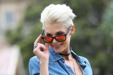 Visina sončna očala za plačevanje