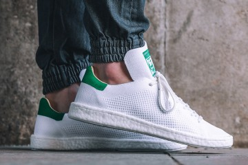 Stan Smith – boost & primeknit