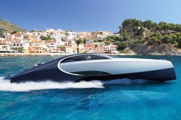 Za jahto Palmer Johnson Bugatti Niniette 66 morate odšteti 2,2 milijona ameriških dolarjev.