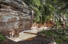 Rock House Retreat: najbolj luksuzna votlina na svetu