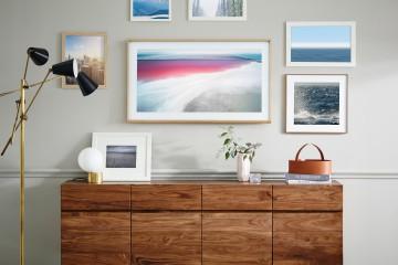 Frame – uokvirjen Samsungov QLED-televizor