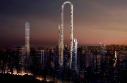 To je Big Bend, 'nadaljša' stavba na svetu.