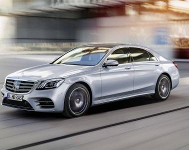 Nova limuzina Mercedes-Benz razreda S