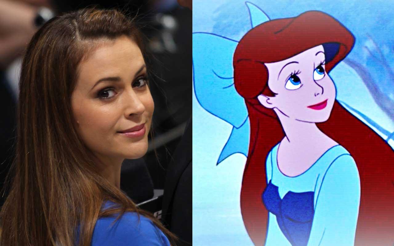 Ariel temelji na Ayssi Milano.