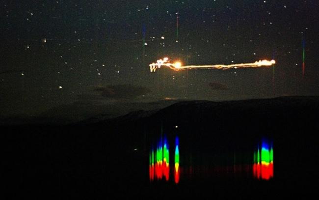 Luči v Hessdalen Valley