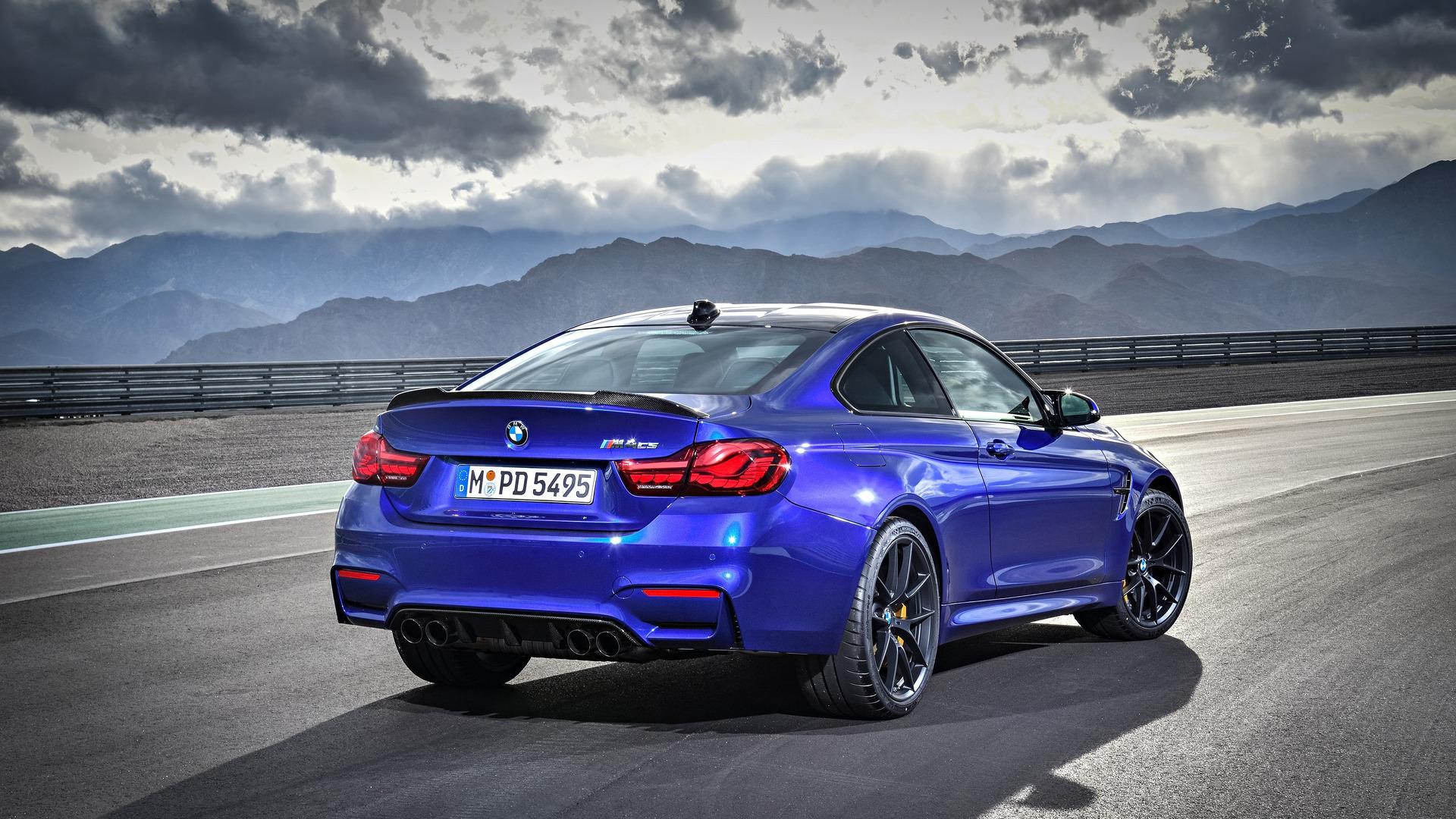 Brutalno hitri BMW M4 CS