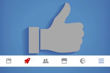 Facebook - raketa