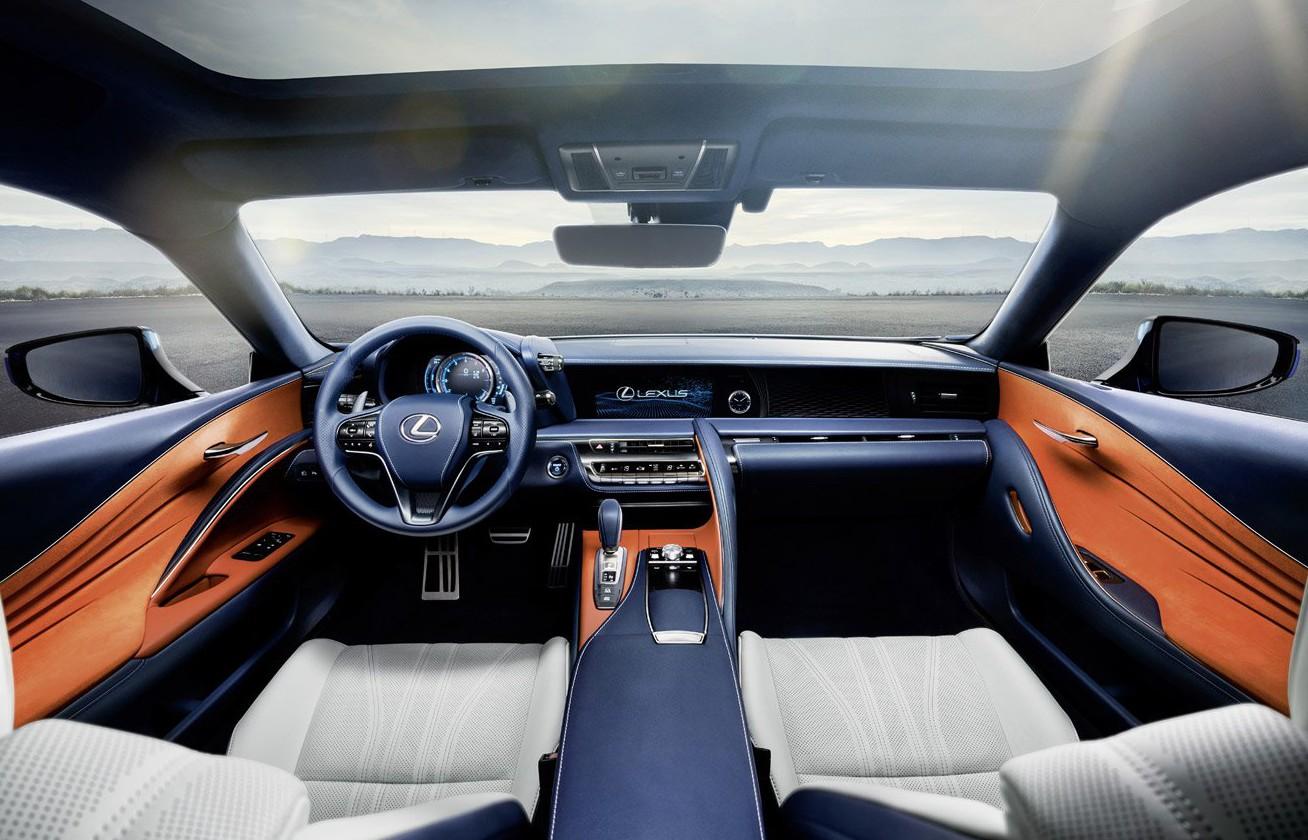 Najlepše notranjosti avtomobilov 2017