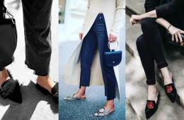 Ženski čevlji 2017: natikači so čevlji leta in tukaj je nekaj najlepših