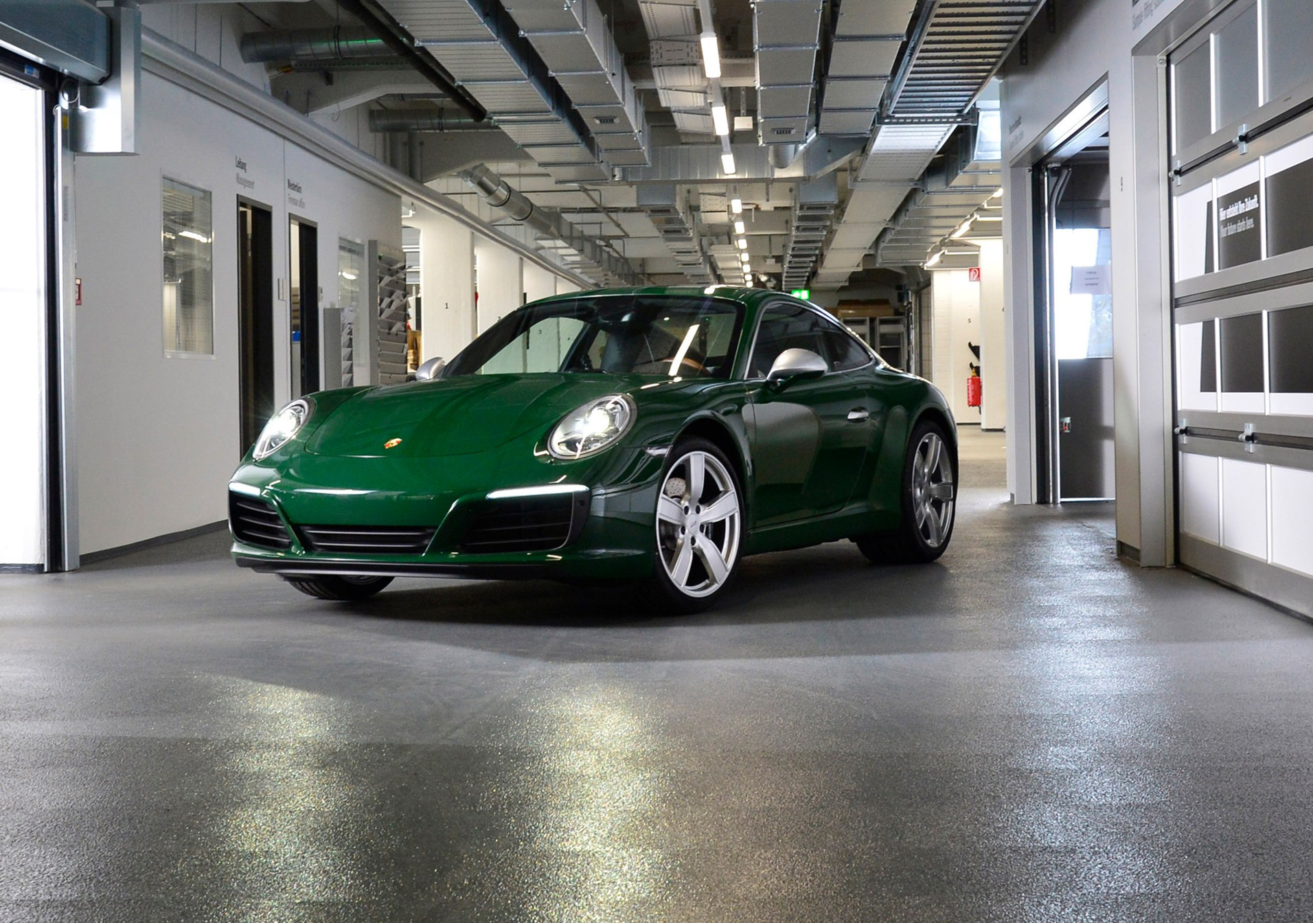 One Million Dreams: This Is the 1,000,000th Porsche 911