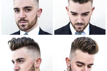 Moške trendovske frizure 2017, ki bi jih moral poznati vsak moški
