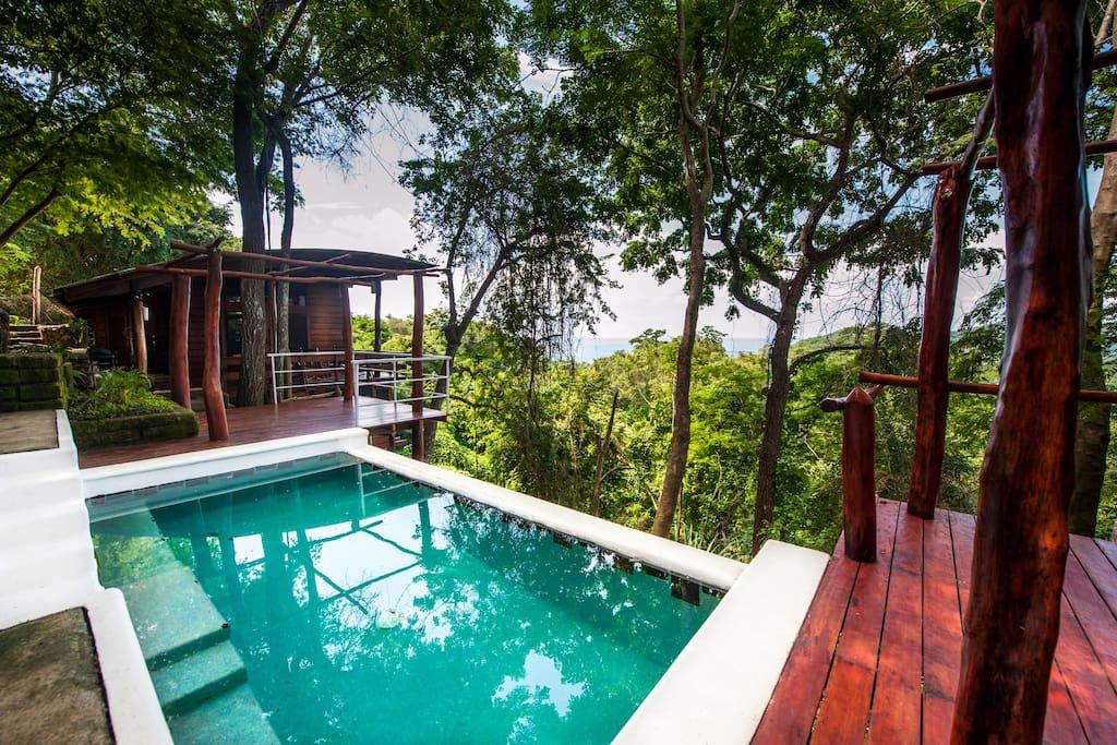 CASA ARBOL TREEHOUSE, SAN JUAN DEL SUR (Nikaragva)